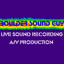 Profile picture for user bouldersound